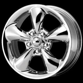 16 Chrome Caravan Mustang Montecarlo Wheels