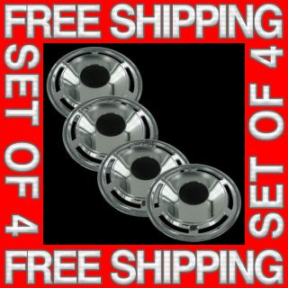 New 15 Chevy Caprice Hubcaps Center Hub Caps Wheel Rim Covers Set