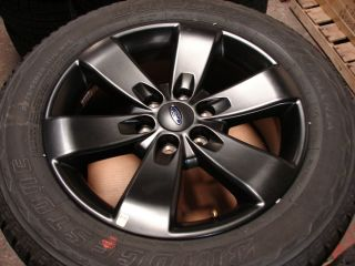 20 Ford F 150 Expedition FX2 FX4 Black OE Wheels Rims Tires Free