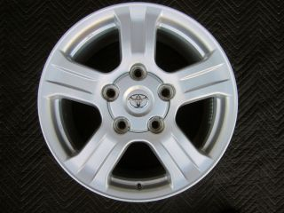 2007 2012 Toyota Tundra 18 Alloy OEM Stock Factory Wheel Rim 5 spoke