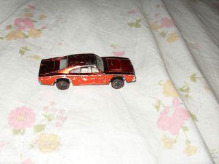 Redline Hot Wheels Custom Dodge Charger