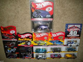 HOT WHEELS RLC REAL RIDERS NEO CLASSICS CONVENTION LOT MINT IN