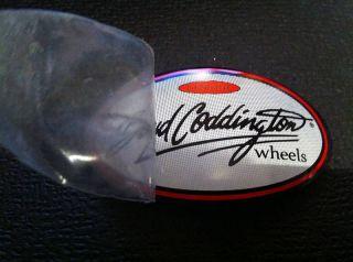 Boyd Coddington Wheel Center Cap Sticker