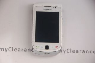 RIM BlackBerry Torch 9800 Unlocked AT T T Mobile ANY GSM SIM