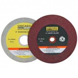 Replacement Wheels for The 120 Volt Circular Saw Blade Sharpener 180