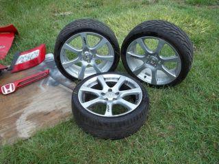 Honda Factory Performance 18inch Alloy Wheels