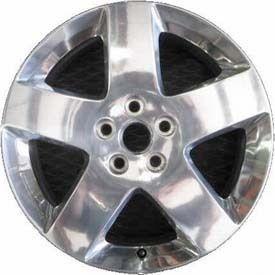 17 Chevy HHR 06 11 Polished Wheels 9595416