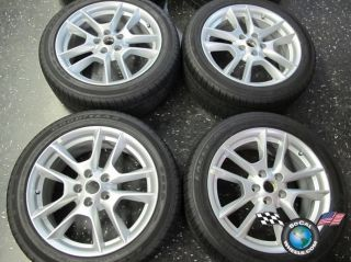 Nissan Maxima Factory 18 Wheels Tires Altima OEM Rims 62511 245 45 18