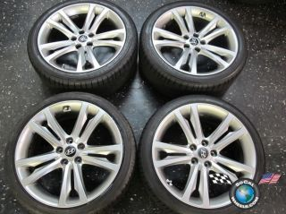 Hyundai Genesis Coupe Factory 19 Wheels Tires Rims 70790 70791