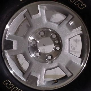 INCH FORD F150 FACTORY ORIGINAL OEM ALUMINIUM ALLOY WHEEL RIM 17X7 5