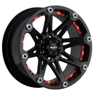 JESTER 6X135 W 305 40 22 NITTO TERRA GRAPPLER AT TIRES WHEELS RIM