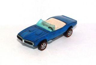 Firebird HK Blue w White Int Deep Dish Wheels Mint Condition