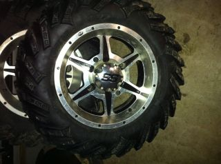 Polaris RZR Rims Wheels ITP SS Terracross Tire Package Cheap