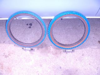 BMX Mongoose Californian 1984 Pro Class Old School bmx rims Wheels RAD