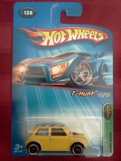 Hot Wheels 2005 Treasure Hunt Morris Cooper