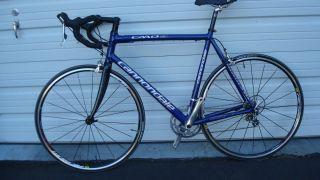 Cannondale CAAD 9 frameset with Ultegra 6600 Mavic Aksium Race wheels