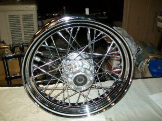 97 07 Harley Touring Rear Wheel