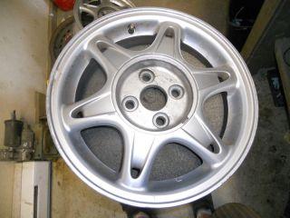 Integra LS Special Edition GSR Aluminum Alloy 15 Rim Wheel