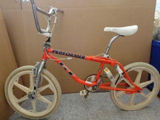 GT Performer Old School BMX GT Wheels