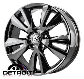 DURANGO GRAND CHEROKEE 2011 2012 PVD Black Chrome Wheels Rims Factory