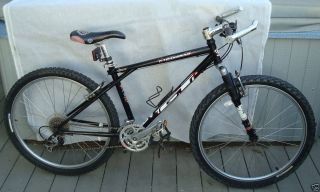 Karakoram Mtn Mountain Bike Shimano STX RC Deore Rock Shox Mavic Rims