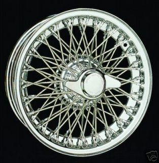 New Tubeless Dayton Wire Wheels Triumph TR6 TR5 TR250