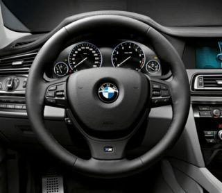 BMW F01 F02 Genuine M Sport Steering Wheel 750i 750LI