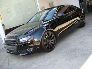 Mercedes C230 C240 C250 C280 Wheels/Rims and Tires HR4 Matte Black