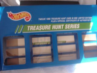 Hot Wheels   1995 Treasure Hunt   BOX onlyVery Minty!!!