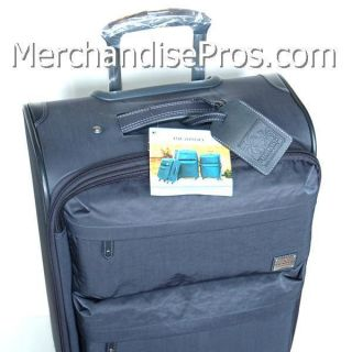 Ricardo Beverly Hills 360 Spinner Luggage Suitcase 4 Wheels New
