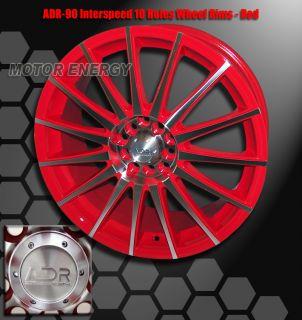 18 adr 5 Lug Wheel Rim Sebring Mazda 3 5 6 RX7 RX8 MX6