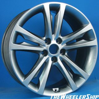 Genesis Coupe 2009 2012 19 x 8 5 Rear Factory Stock Wheel Rim
