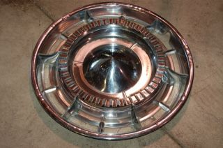 Buick Electra 225 Deluxe 15 Spinner Type Hubcap Wheel Cover