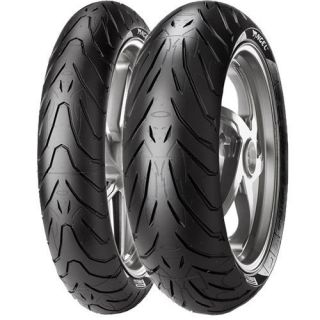 New Pirelli Angel St Front Rear Tires 120 70ZR 17 180 55ZR 17 Set