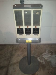 Used Ultravend Candy Quarter Vending Machine Ultra Vend 36