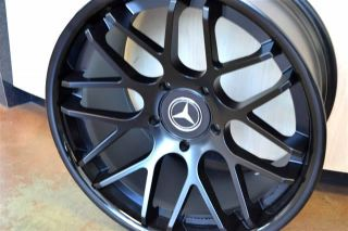20 Mercedes Wheels Rim Tires CLS500 CLS550 SL550 SL600