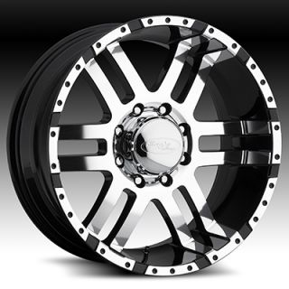 Eagle 079 Wheels Rims 20x9 Ford F250 F350 Super Duty