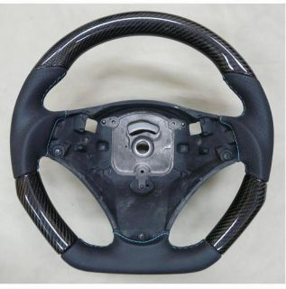 BMW E90 E92 E93 3 335i SMG Sport Carbon Steering Wheel
