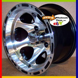 Aluminum Wheels Rims 4 Kawasaki Prairie 360 400 ATV