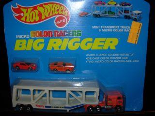 Hotwheels Steering Rigs Truck Co Big Rigger