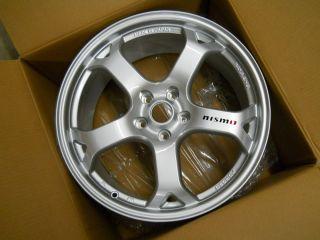 Nissan nismo Rays Wheels 370Z 2009 2012 19 Forged Alloy 4 Piece Set