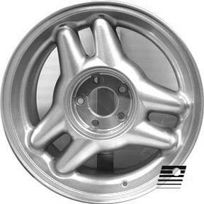Refinished Ford Mustang 1994 1996 17 inch Wheel Rim O