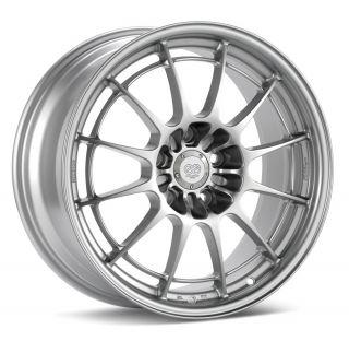18x10 5 Enkei NT03 M Silver Wheel Rim s 5x114 3 5 114 3 5x4 5 18 10 5