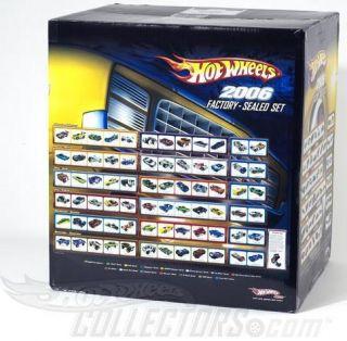 2006 Hot Wheels Master Set 1 of 500 w All Treasure Hunts