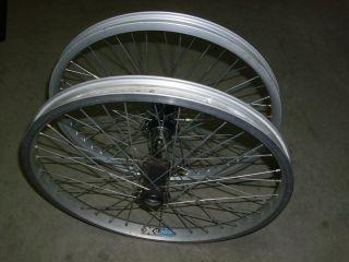XS 6061 Aluminum Rear 20 BMX Bicycle Rim Wheel Bike Parts JP1