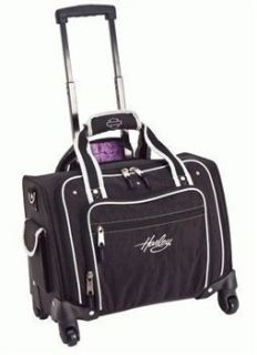 Duffel Carry on Luggage Travel Bag 360 Spinner Wheels Diva
