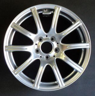 05 06 07 Mercedes SLK280 SLK350 17 10 Spoke Rear Factory OEM Wheel Rim