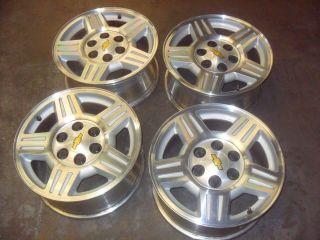 17 Chevy Silverado Tahoe Suburban Z71 Wheels Rims