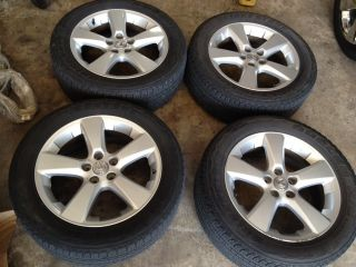 LEXUS RX330 OEM 18 WHEELS RIMS TIRES FACTORY STOCK RX350 RX300 RX400H