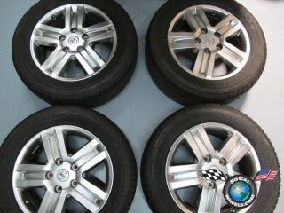 Toyota Tundra Factory 20 Wheels Tires Rims 08 12 Sequoia 69513